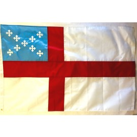 3' x 5' Nylon Episcopal Flag with Grommets