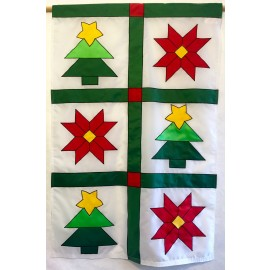 Bill's Christmas Quilt
